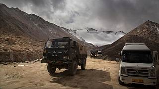 مناقشه مرزی هند و چین در شمال ایالت جامو و کشمیر