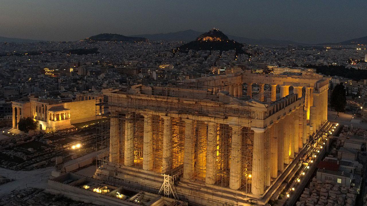 Ελλάδα, Ακρόπολη