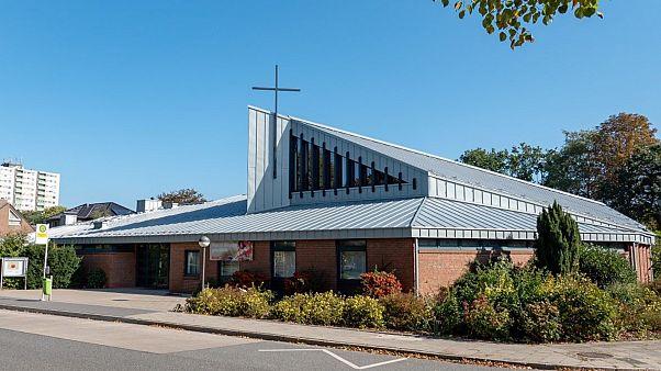 A bremerhaveni evangélikus templom