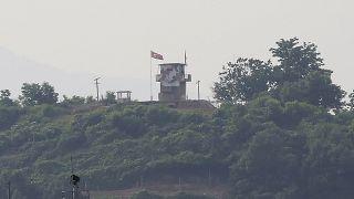 Nordkorea sprengt Verbindungsbüro mit Südkorea