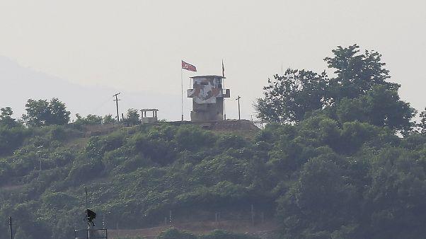Корея: взрыв на границе