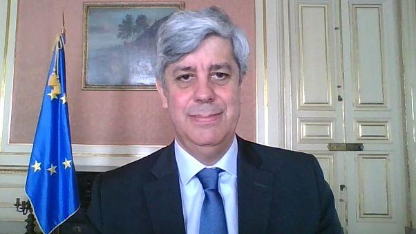 Presidente do Eurogrupo garante que mercados reagiram bem às medidas da UE