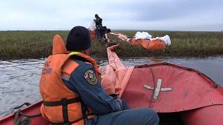 Очищение реки Амбарная