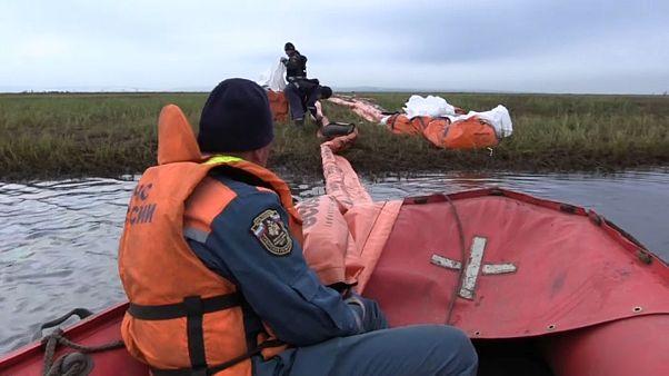 Ölpest am Nordpolarmeer bedroht auch indigene Völker