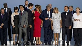 France G-7 SUMMIT,Aug. 25, 2019