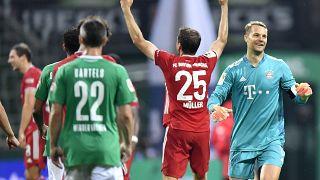 FC Bayern vorzeitig Meister