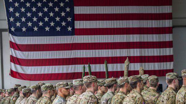 نیروهای نظامی آمریکایی حاضر در آلمان