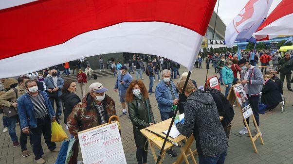 La UE exige a Bielorrusia la liberación de todos los activistas