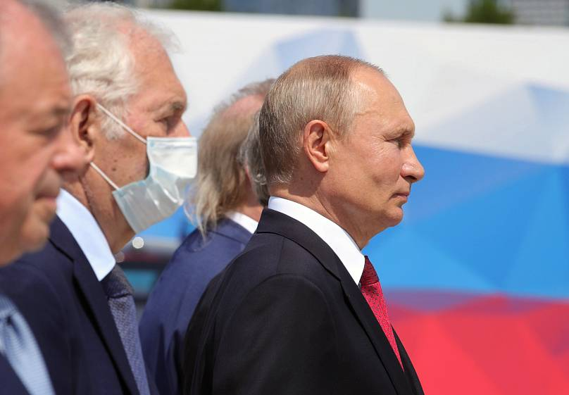 Mikhail Klimentyev/Copyright 2020 Sputnik