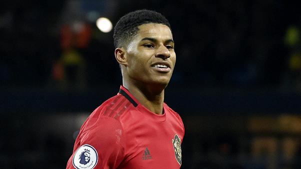 Marcus Rashford forces government into U-turn over free school meals