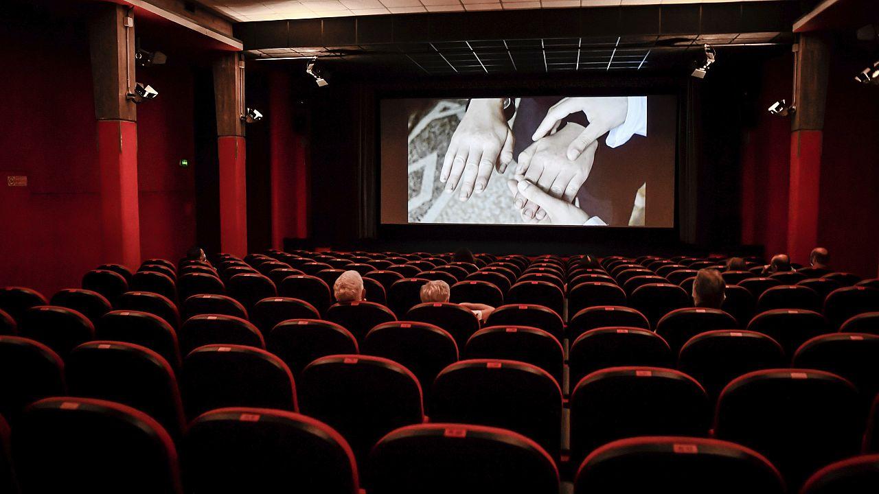 Prudente réouverture des cinémas en Italie
