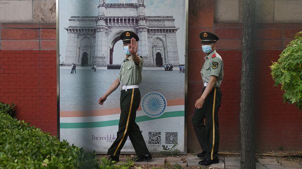 Çin - Hindistan sınır ihtilafı