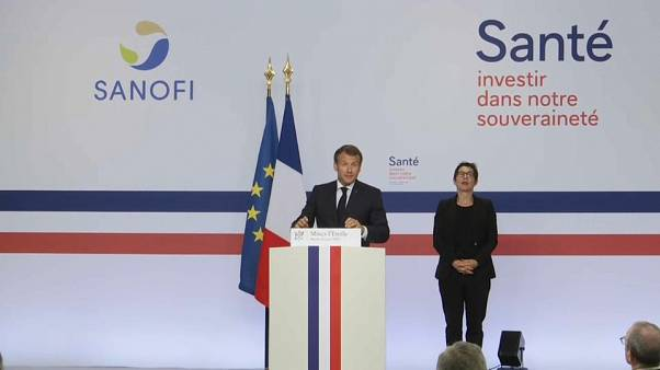 Impfforschung in Frankreich: Macron und Sanofi wollen Millionen investieren