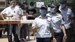 Пекин закрывает все школы и университеты из-за коронавируса
