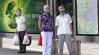 Πολίτες στην Κίνα
