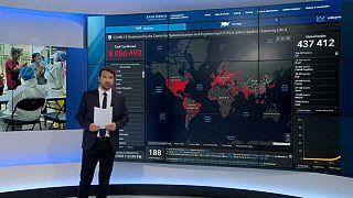 Nouveaux cas en Chine, recul en Europe : le point sur la pandémie de coronavirus
