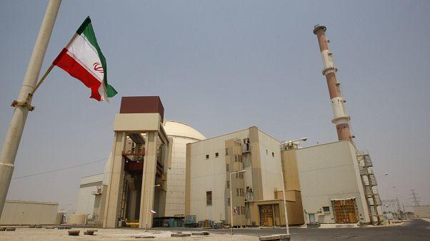 نیروگاه هستهای بوشهر