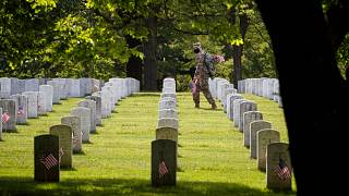 مقبرة أرلنغتون العسكرية