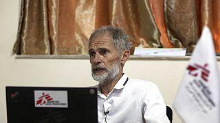 Sınır tanımayan Doktorlar Afganistan sorumlusu Brian Moller