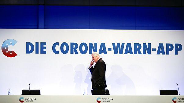 Krawall in Dijon und die CoronaWarnApp - Euronews am Abend am 16.06.
