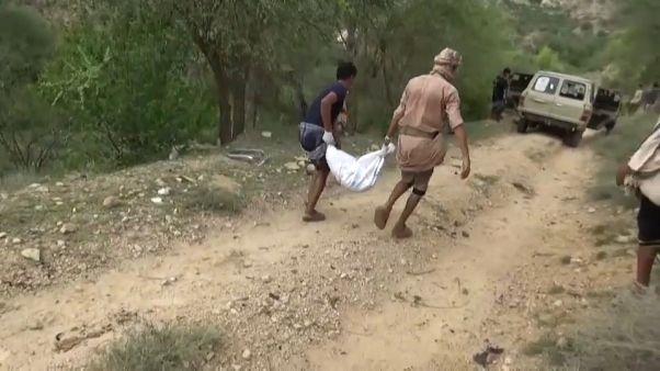 السعودية نيوز |      اليمن: مقتل 13 مدنيا من بينهم أطفال في غارة للتحالف بقيادة السعودية على محافظة صعدة