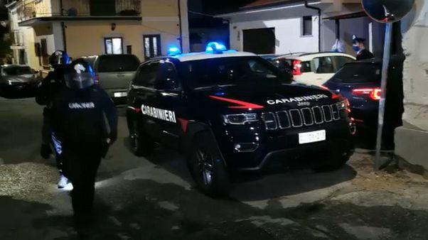 """Carabinieri, """"Operazione Fortezza"""""""