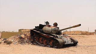 Hastanede 106 ceset ve 8 toplu mezarın bulunduğu Libya'da BM'ye destek talebi