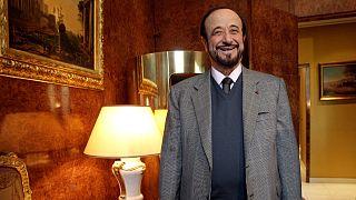Rifaat al-Assad, oncle du dirigeant syrien Bachar al-Assad, a été condamné par la justice française à quatre ans de prison. Photo du 15 novembre 2011