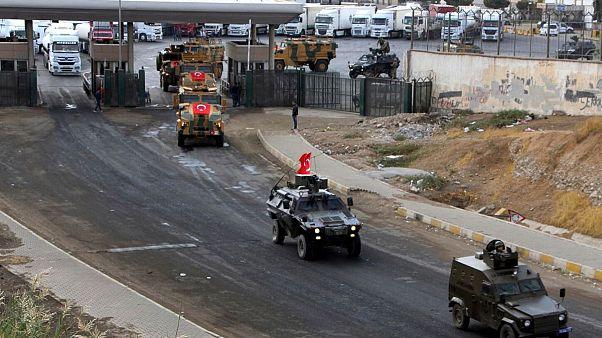 آغاز عملیات «پنجه عقاب»؛ نیروهای ویژه ارتش ترکیه در شمال عراق مستقر شدند