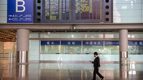 موج دوم کرونا در چین؛ بیش از هزار پرواز در فرودگاههای پکن لغو شد