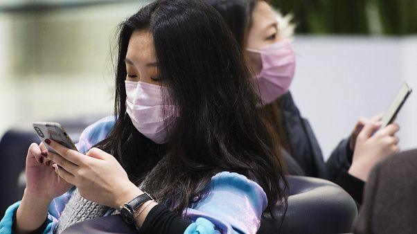 Mask virus outbreak
