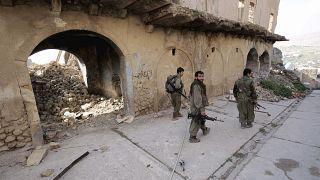 Iraq - Turkey file photo