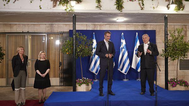 Δείπνο Νετανιάχου προς τον έλληνα πρωθυπουργό