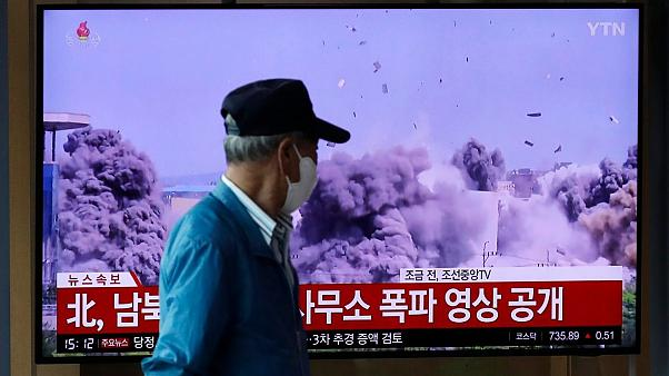 کره شمالی به دنبال تنشهای اخیر حضور نظامی در مرزهای جنوبی را تقویت میکند