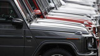 سيارات مرسيدس الألمانية