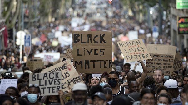 """Black Lives Matter"" erreicht das Europäische Parlament"