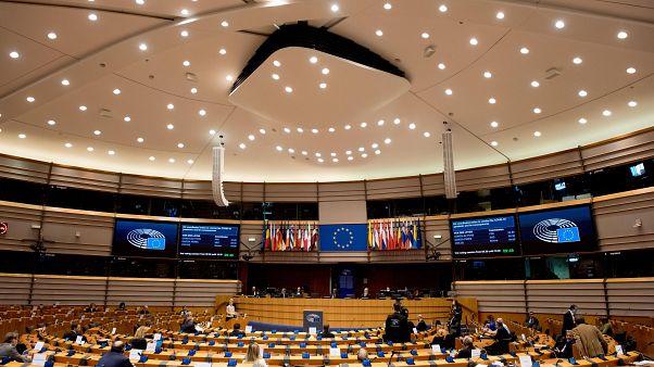 Европарламент собирается на очную сессию