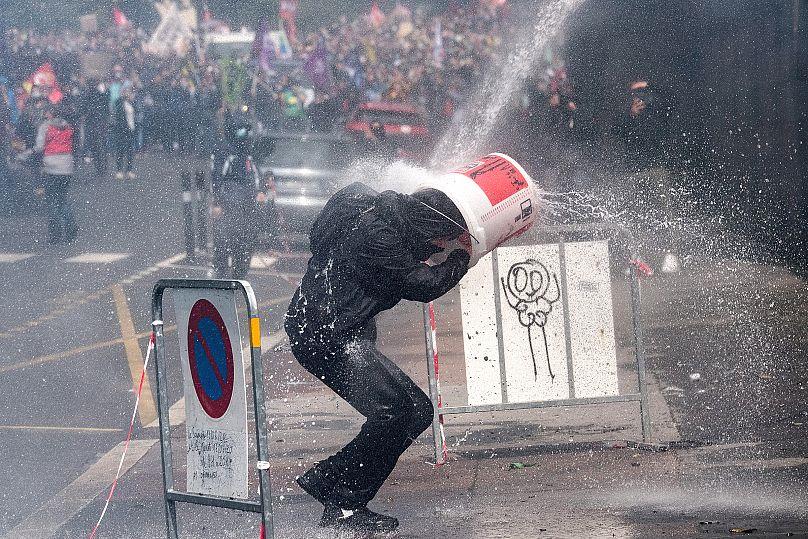 LOIC VENANCE/AFP
