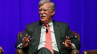 ABD Başkanı Donald Trump'ın eski güvenlik danışmanı John Bolton