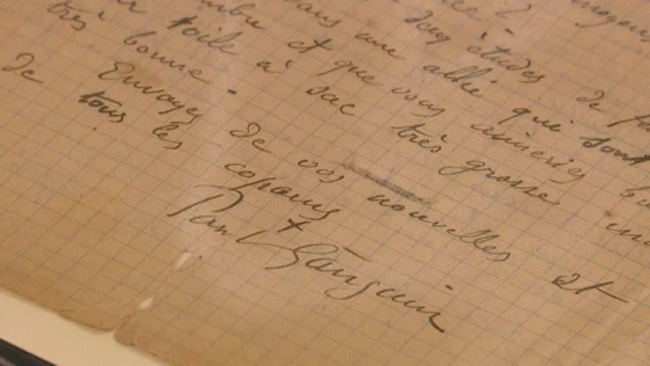 Venduta all'asta una lettera di Van Gogh e Gauguin