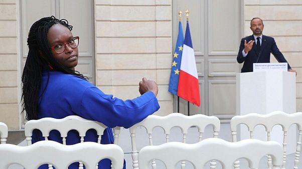 ادوار فیلیپ، نخست وزیر و سیبت اندیه، سخنگوی دولت فرانسه