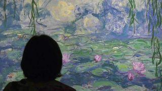 """""""Cinco minutos com Monet"""""""