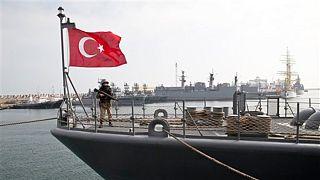کشتی ترکیه؛ عکس تزیینی است