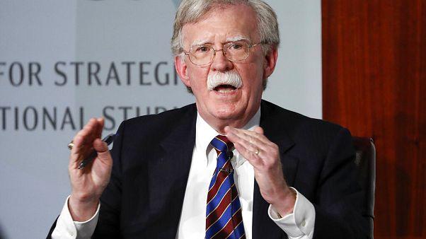 Trump'ın eski Ulusal Güvenlik danışmanı John Bolton'un yeni kitabı büyük ses getirdi.