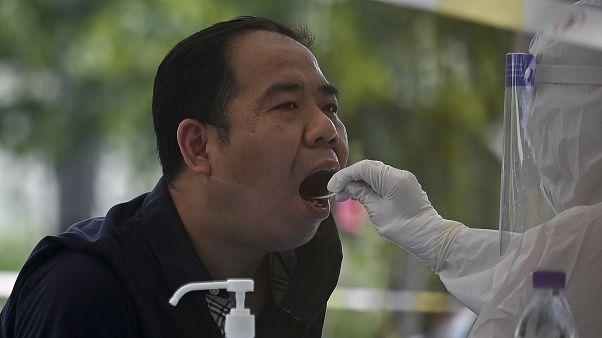 Coronavirus in China: Peking erlebt die zweite Welle