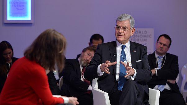 Volkan Bozkır BM 75. Genel Kurul Başkanlığına seçildi