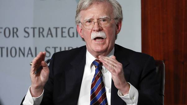 Former US national security adviser John Bolton wrote a tell-all book on Donald Trump.