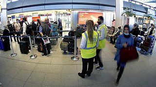 Flug von Berlin nach Istanbul