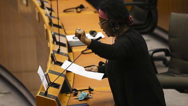 Eurodeputada alemã partilha experiências de racismo
