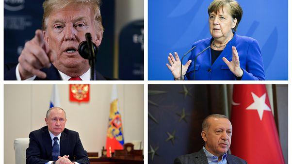 Dünya liderleri